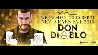 Don Diablo New Years Eve at WALLmiami