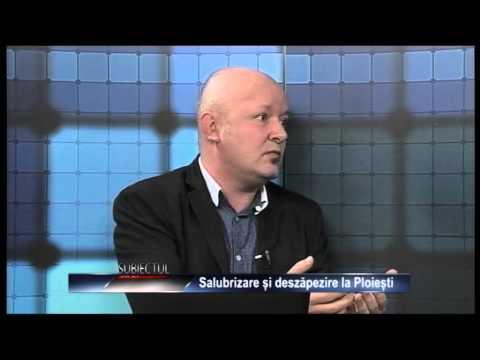 Emisiunea Subiectul zilei – Gelu Constantinescu – 18 februarie 2015