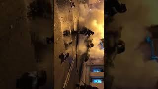 Авария на кутузовском проспекте москва