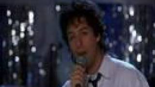 the wedding singer - that's all