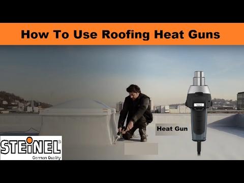 Heat Welding Gun