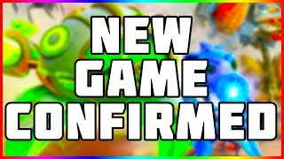 NEW PvZ CONSOLE & PC GAME CONFIRMED!!!