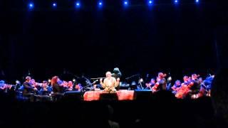 Lode all'Inviolato - Franco Battiato (live Foro Italico)