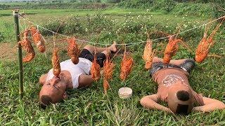 Giải Cứu Tôm Hùm Xanh - Bữa Ăn Sáng Oách Nhất Việt Nam