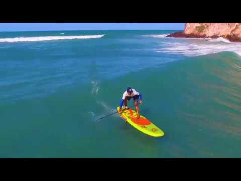 SUP Foil Inflatable - Rémi Quique