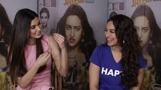 Sonakshi Sinha & Diana Penty Exclusive Interview | Happy Phirr Bhag Jayegi