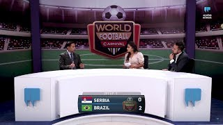 Brazil v Mexico (pre-match analysis of round of 16