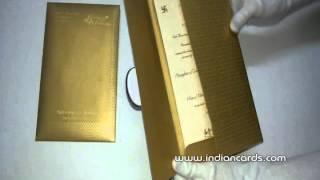 W-4469B, Shimmer Rust, Indian Wedding Invitation Cards, Wedding Cards Online, Hindu Wedding Cards