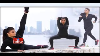 Aishwarya Rai's Workout Secrets Revealed in new Jazbaa
