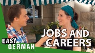 Jobs and careers   Easy German 18