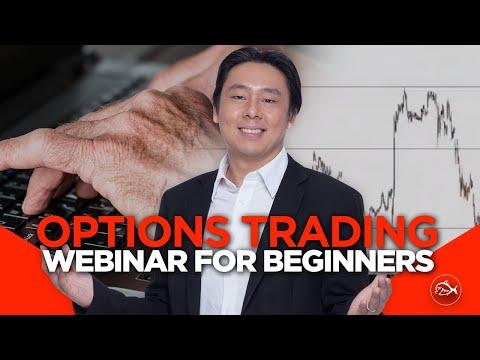 Options Trading Webinar for Beginners with Adam Khoo