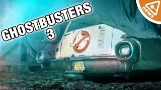 3 Details You May Have Missed in the Ghostbusters 3 Teaser! (Nerdist News w/ Jessica Chobot)