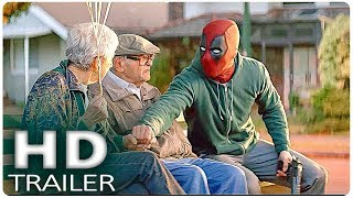 ONCE UPON A DEADPOOL Official Trailer (2018) Marvel Deadpool Christmas, New Movie Trailers HD