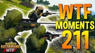 PUBG Daily Funny WTF Moments Highlights Ep 211 (playerunknown