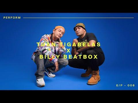 TUAN TIGABELAS X BILLY BEATBOX - RUN (MEDLEY) - COOLABORATION E/P - 008