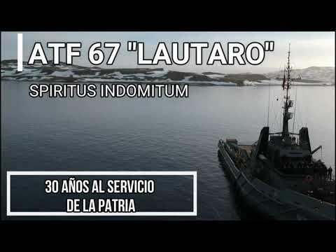 ATF-67 Lautaro, 30 años al servicio de la Armada de Chile