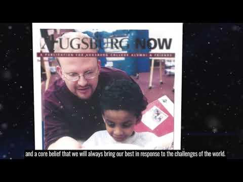 """Origins"" for Augsburg University's 150th Celebration"
