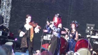 Castle Party 2010 - Faith Aand The Muse - Vervain