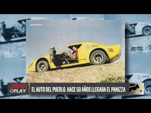 Panizza - Tornado: la historia de un triunfo hace medio siglo en la Patagonia