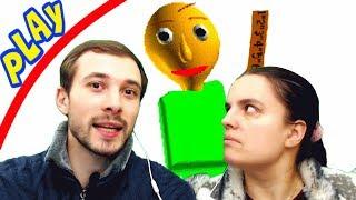Школа БАЛДИ Приветствует БолтушкУ и ПРоХоДиМЦа! #224 Игра для Детей - Балди Басикс