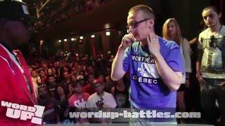 WordUP! 12e édition: Freddy Gruesum vs Wojtek (Présenté par Qlassic.ca)
