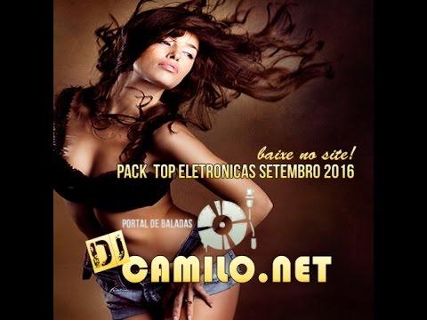 Pack Top Eletronicas Setembro 2016