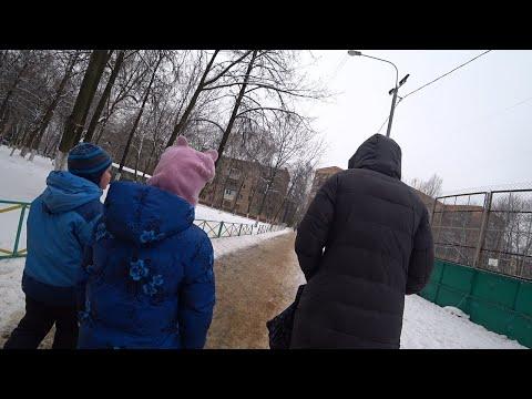 Влог/У нас гости/Моя сестра с дочкой/Прогулка
