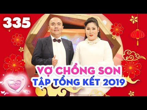 Vợ Chồng Son   Tập 335: Cùng nhìn lại những cặp vợ chồng triệu view đặc biệt trong năm 2019