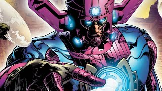 10 Most Powerful Cosmic Entities In Marvel Comics