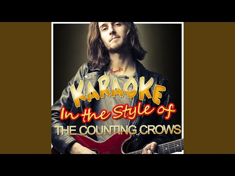 A Long December (In The Style Of Counting Crows) (Karaoke Version) - Ameritz Karaoke - Topic