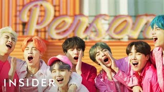 Meet BTS, The South Korean Boy Band Taking Over The World