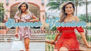 Summer Vacation Outfit Ideas Lookbook: HAWAII 2019 | Miss Louie
