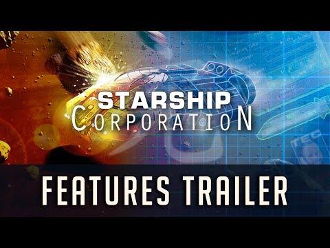 Starship Corporation - Features Trailer thumbnail