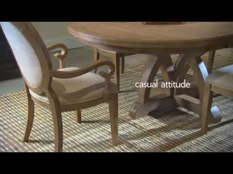 Corsica Dining Room Collection Video