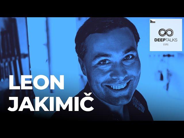 DEEP TALKS 88: Leon Jakimič – Podnikatel, vizionář a zakladatel společnosti Lasvit