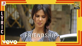 Kappal - Friendship Lyric | Vaibhav, Sonam Bajwa