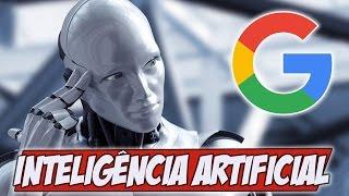 Até a Google está com medo da INTELIGÊNCIA ARTIFICIAL