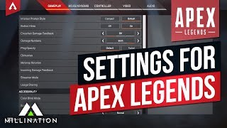 Apex Legends Tips PC and Controller Settings XBOX PS4