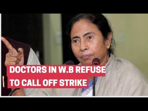 mp4 Doctors Protest In West Bengal, download Doctors Protest In West Bengal video klip Doctors Protest In West Bengal