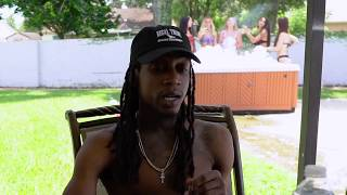The Tribe House: Yung Simmie Interview