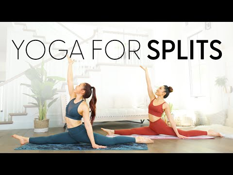 Yoga for Splits | Stretching Routine for Front Splits Flexibility