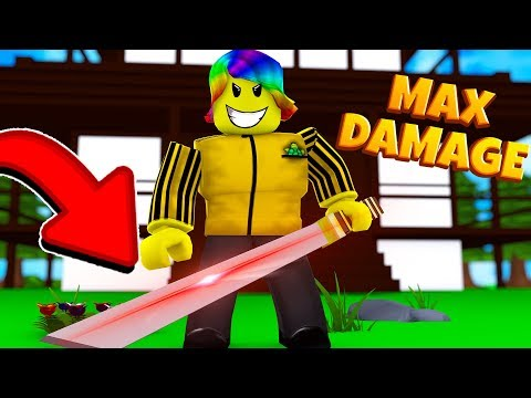 I Unlocked The 10 BILLION DOLLAR Sword... Here's What It Does (Roblox Katana Simulator)