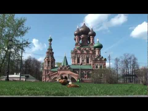 Церкви и храмы москвы по метро