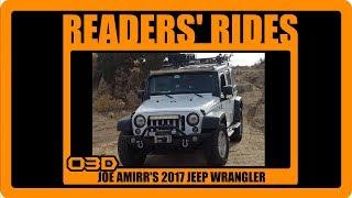 Readers' Rides #1 - Joe Amirr's - 2017 Jeep Wrangler Unlimited