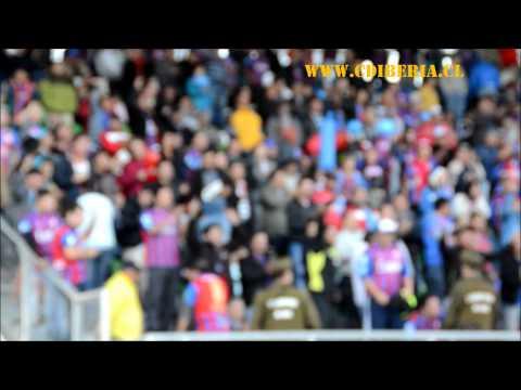 """""""Iberia de mi vida"""" Barra: Banda Azulgrana • Club: Deportes Iberia"""