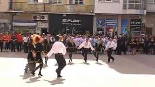 "Школа за народни танци ""Българани"", Черкезко хоро"
