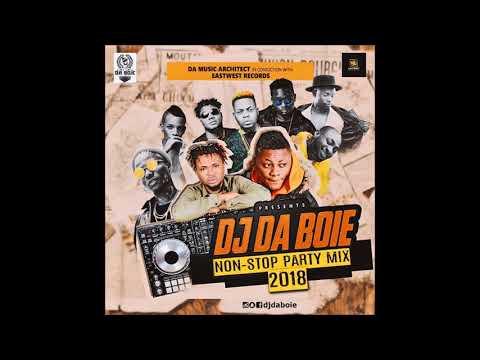 DJ DaBoie - Non Stop Party Mix 2018