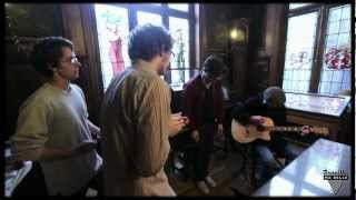 """The Spinto Band   The Living Things   Muesli   Acoustic Session By """" Bruxelles Ma Belle """" 11"""