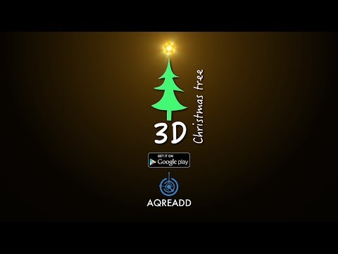 Video of Christmas tree live wallpaper