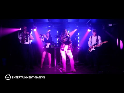 Don't Stop Now - 5 Piece Band with DJ